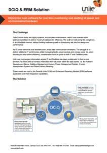 DCIQ & ERM Solution