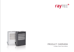 Raytec Product Overview