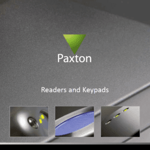 Paxton Readers and Keypads Brochure