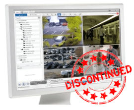 Avigilon Control Centre 5 Discontinued