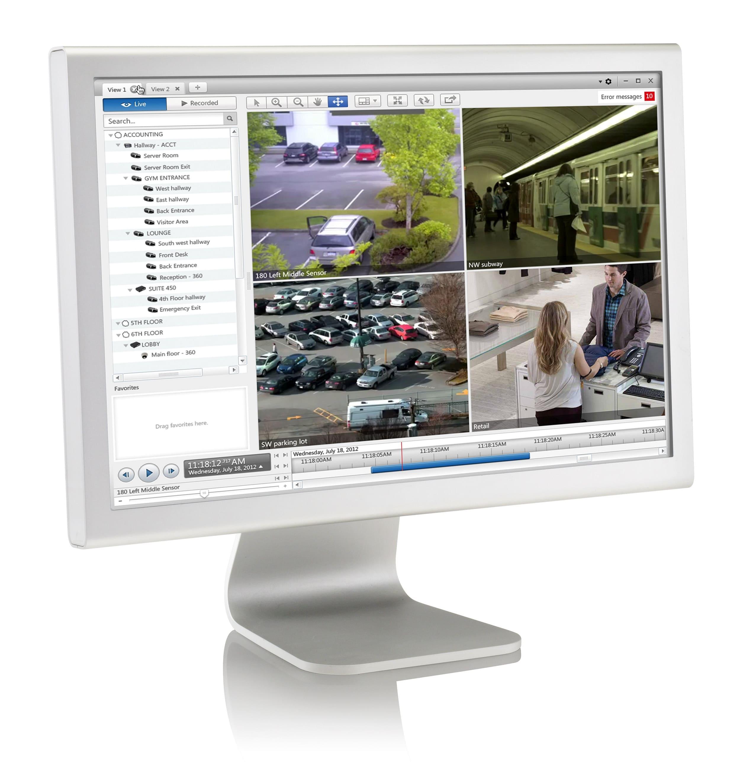 Management control system