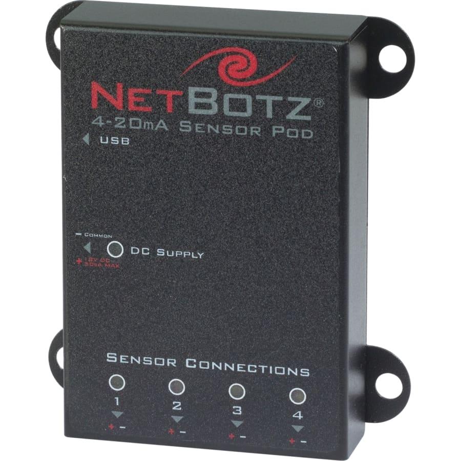 Apc Netbotz 4 20ma Sensor Pod Nbpd0129 Ecl Ips