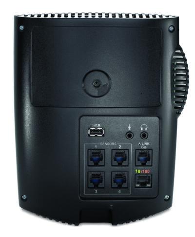 back of netbotz 455 room monitor