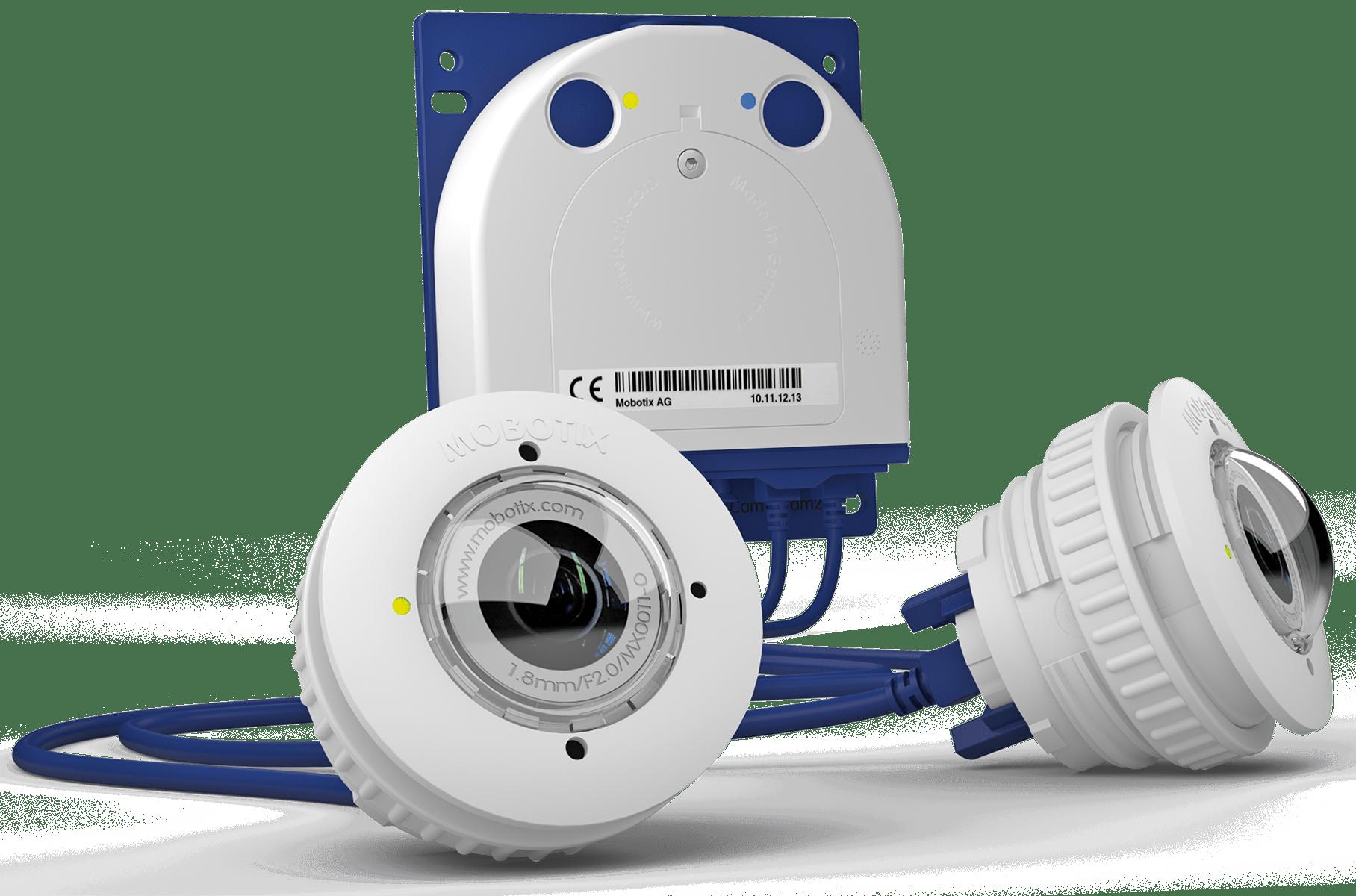 Mobotix S15 FlexMount Camera
