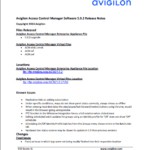 Ecl-ips Introduces Avigilon Access Control Manager 5