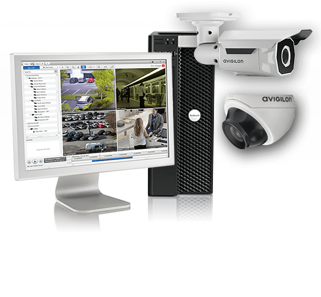 Avigilon Cameras And Cctv Systems Ecl Ips