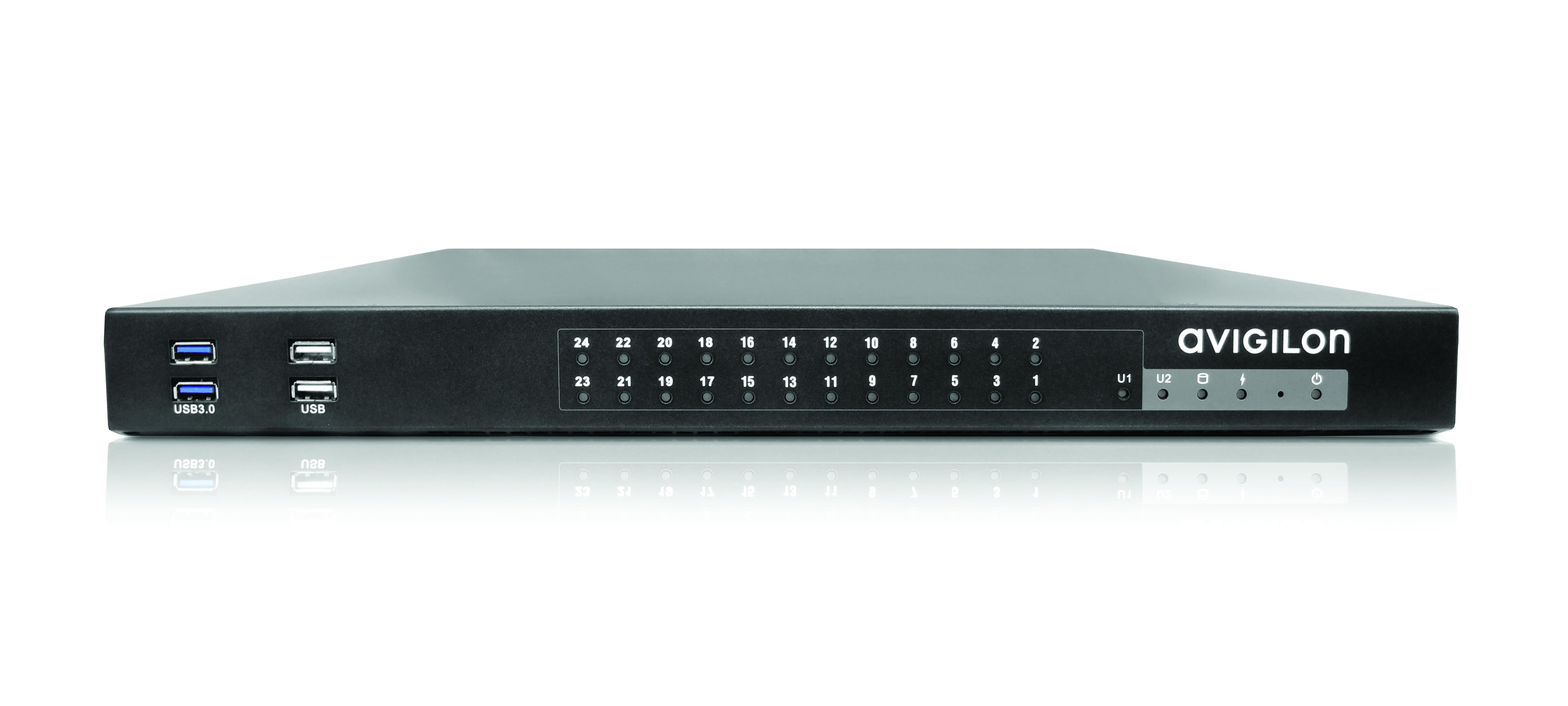 Avigilon Hd Video Appliance And Hd Video Appliance Pro