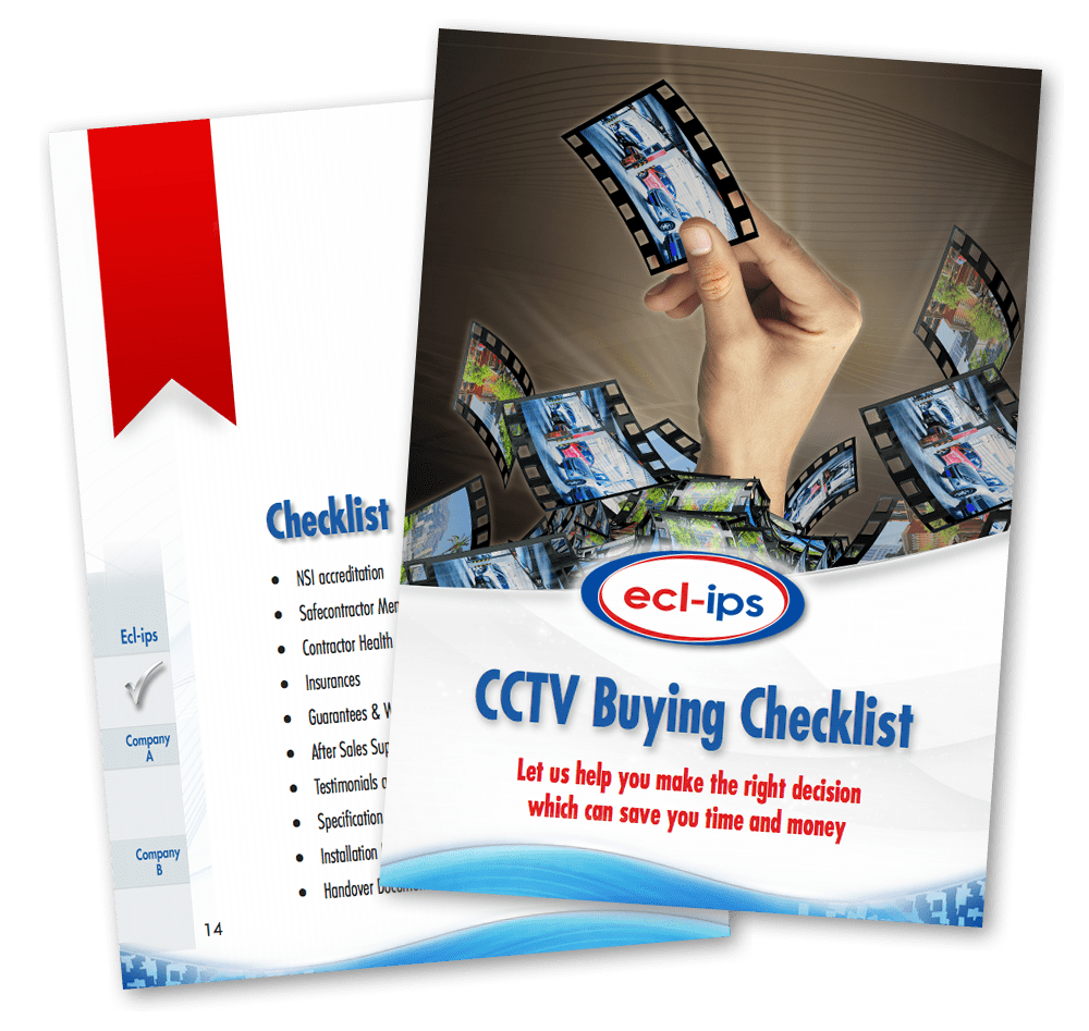 CCTV Buying Checklist