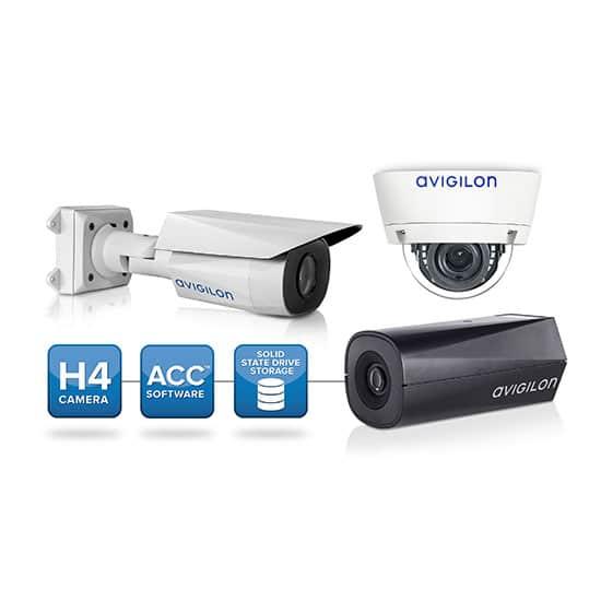 H4 Edge Solution (ES) Camera Line