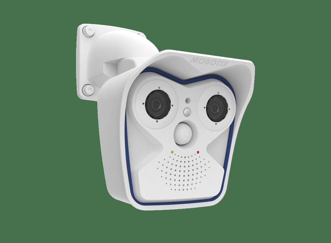 Mobotix M16 Day Night Dual Lens Camera Ecl Ips