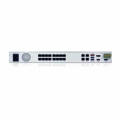 Avigilon High Definition (HD) Gen 2 16 Port Video Appliance from the back