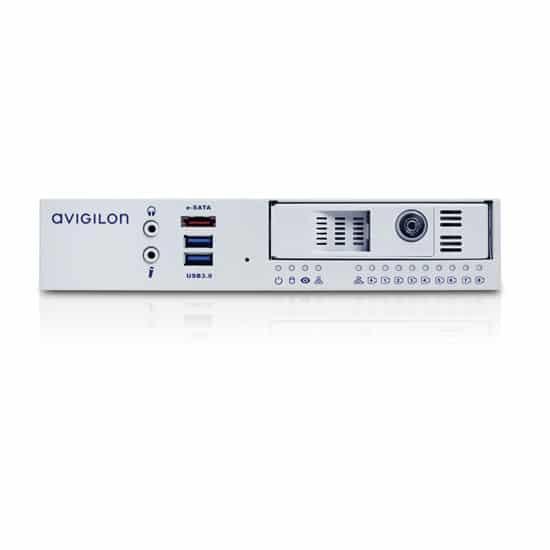 Avigilon High Definition (HD) Gen 2 8 Port Video Appliance from the front