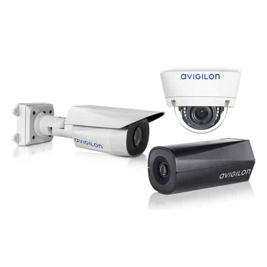 CCTV Systems from Avigilon