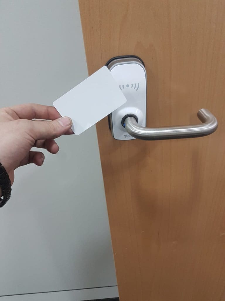 business expands access control