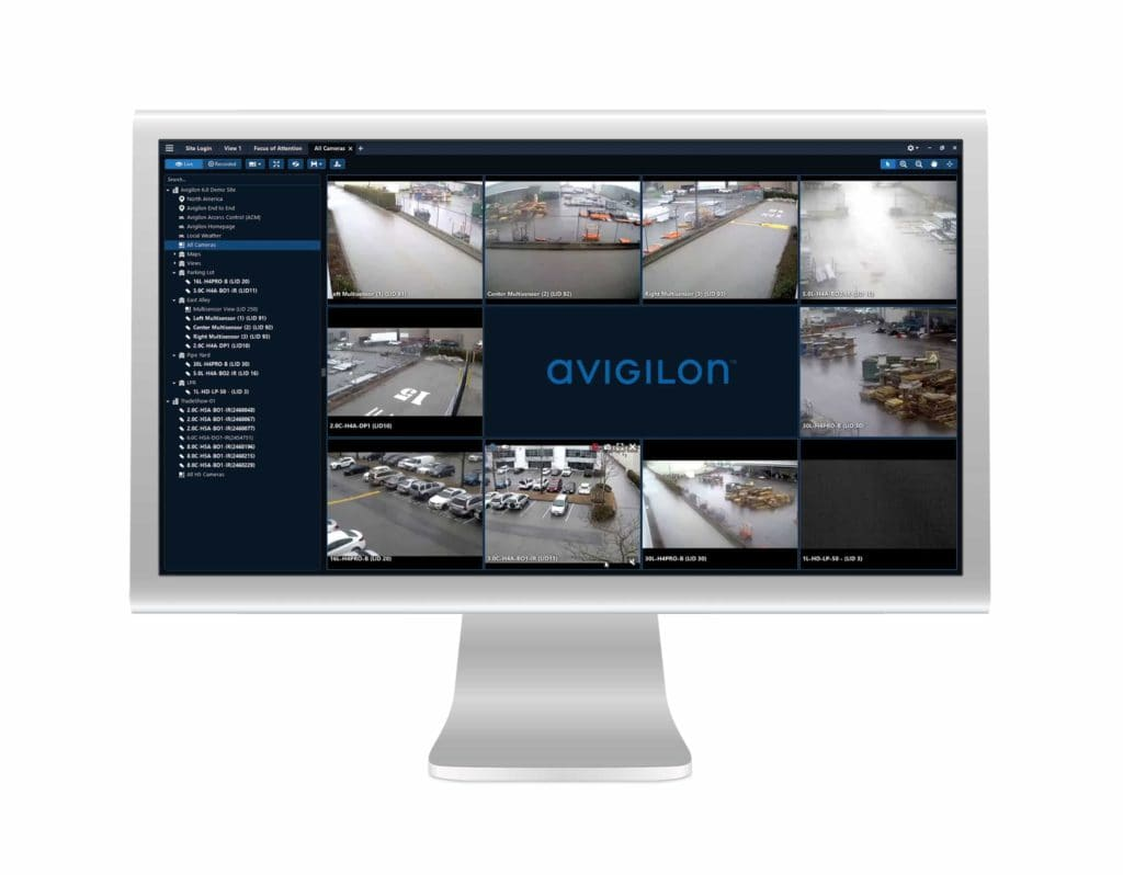 Avigilon Control center