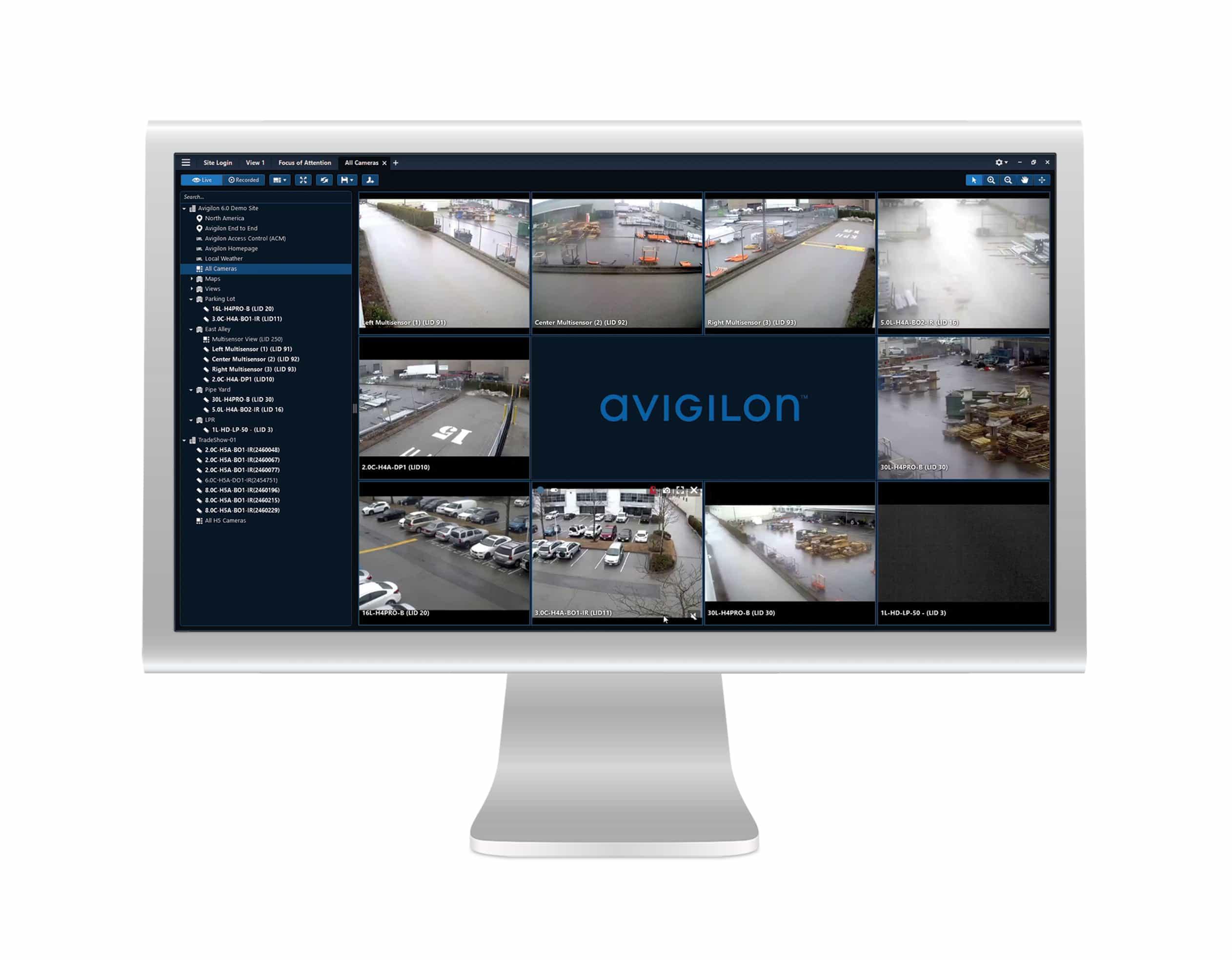 Avigilon Control center security challenges