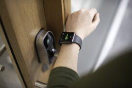Paxton Key App Watch