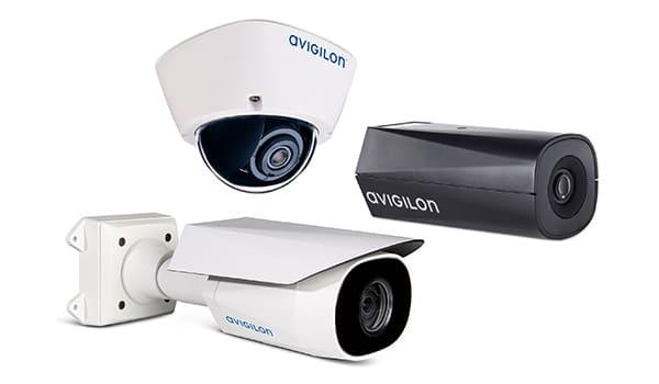Avigilon CCTV