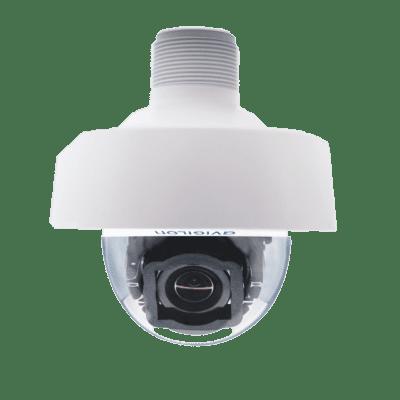 Avigilon H5SL Dome IR camera (pendant adapter)