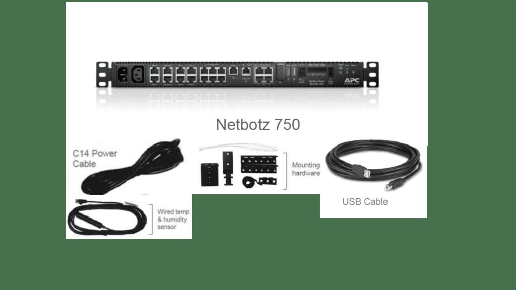 Netbotz 750