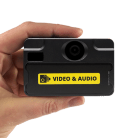 Vt100 Body Worn Camera 2