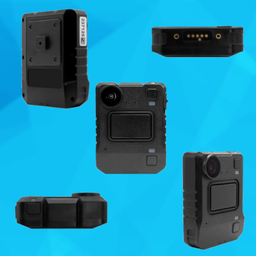 Vb400 Body-Worn Camera for security staff