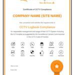 best practice CCTV compliance