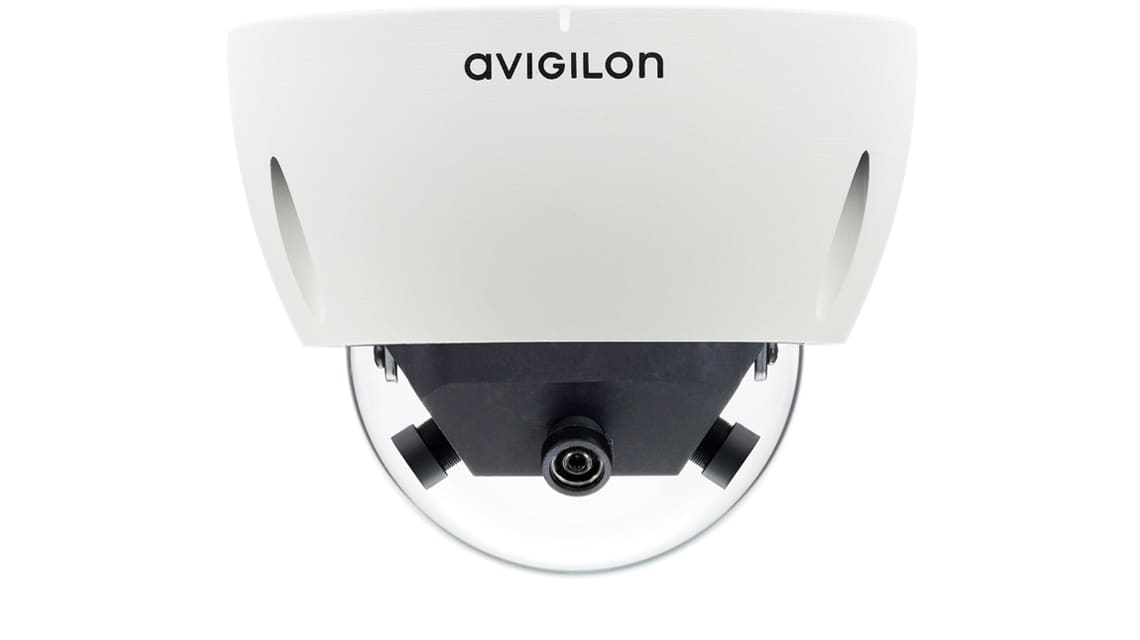 Avigilon JPEG2000 HD Panoramic 360 Dome - Side View