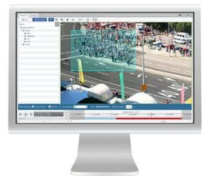 Avigilon Unusual Motion Detection (UMB) Technology - Artificial Intelligence for CCTV
