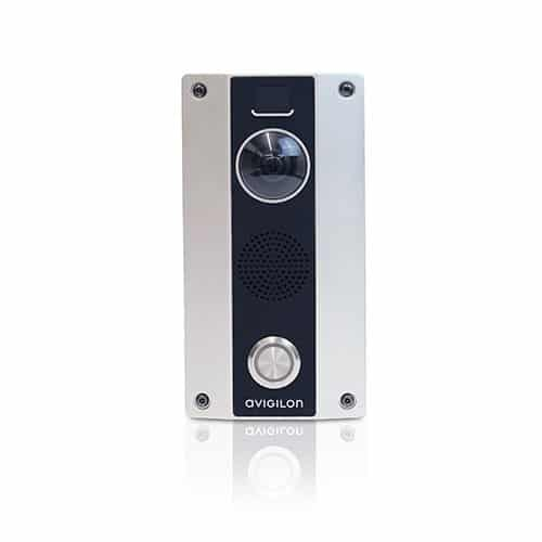 The Avigilon H4 Video Intercom is an Entry System allowing visitors access from a remote area