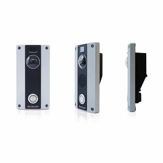 Avigilon H4 Video Intercom with Recessed Mount