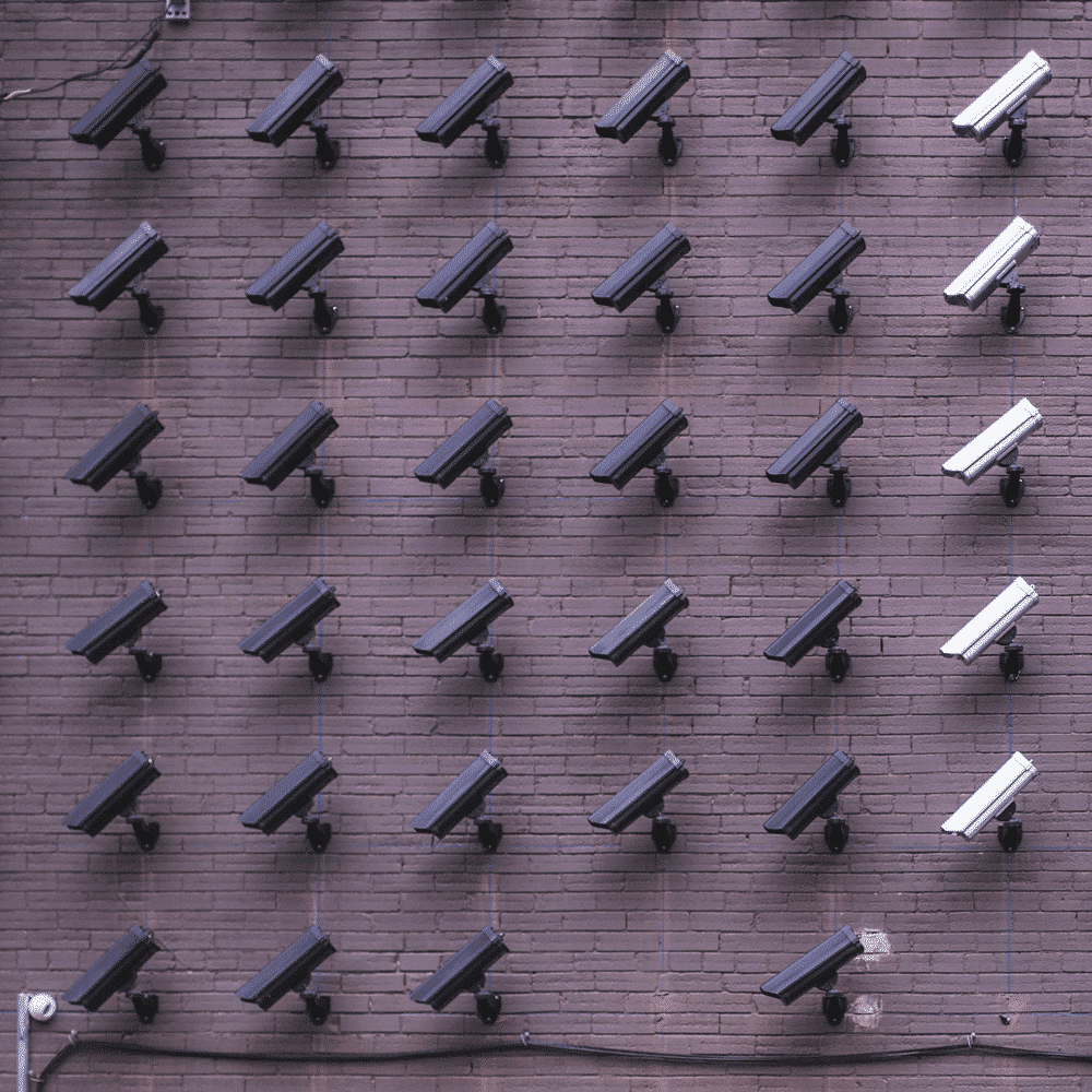 So many choices of CCTV - the obvious solution